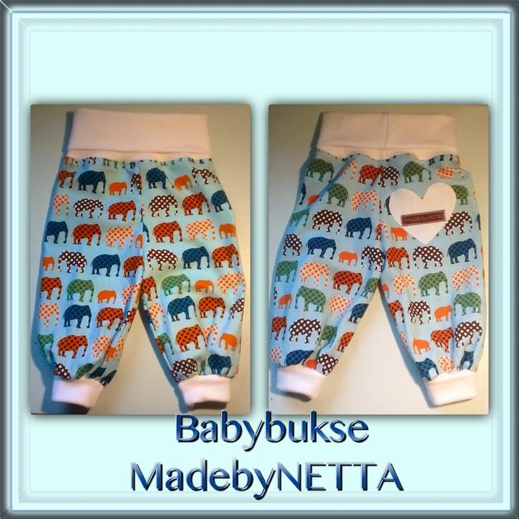 Babybukse MadebyNETTA