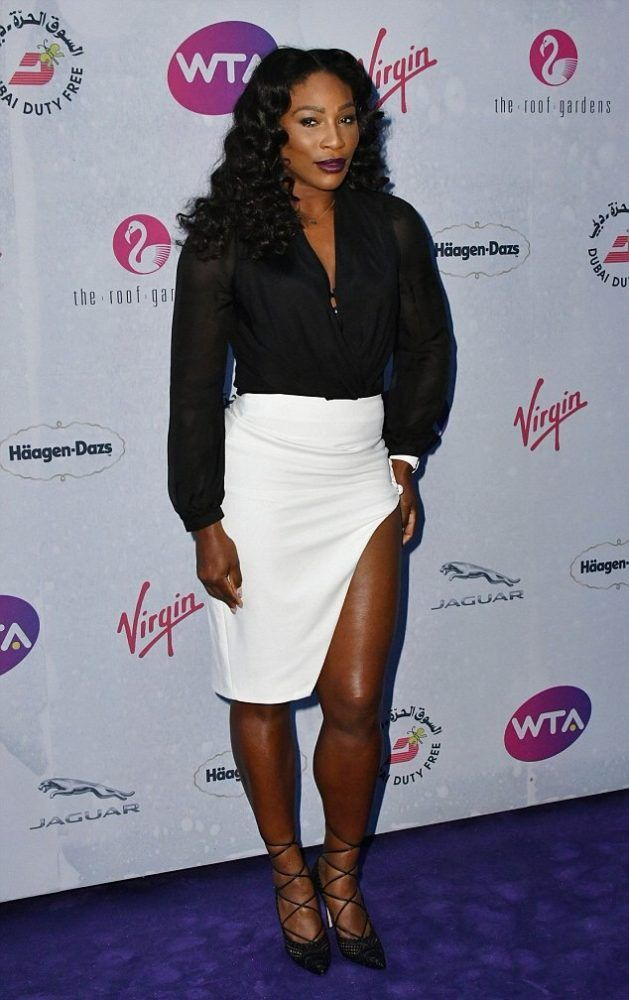 Consider, that serena williams hot nued