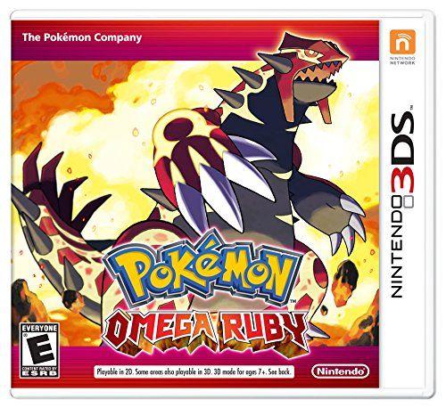 Pokémon Omega Ruby - Nintendo 3DS Nintendo http://www.amazon.com/dp/B00KI2OZ9M/ref=cm_sw_r_pi_dp_yWVcwb08NRJWG