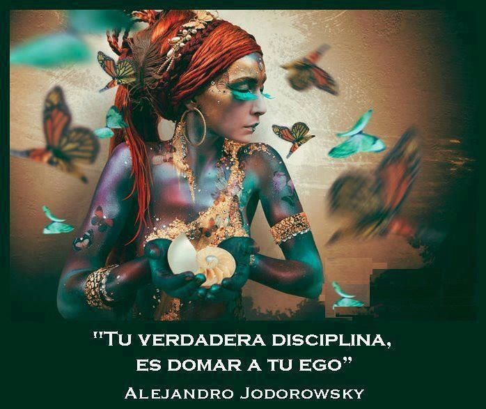 Tu Verdadera Disciplina Es Domar A Tu Ego Alejandro