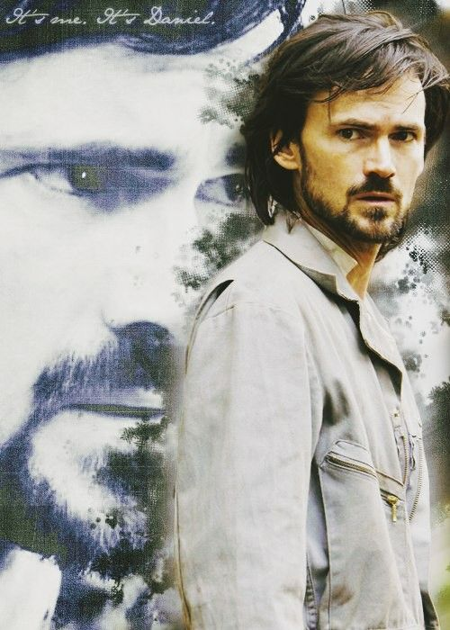 Daniel Faraday - Jeremy Davies. LOST. #lost #series #art