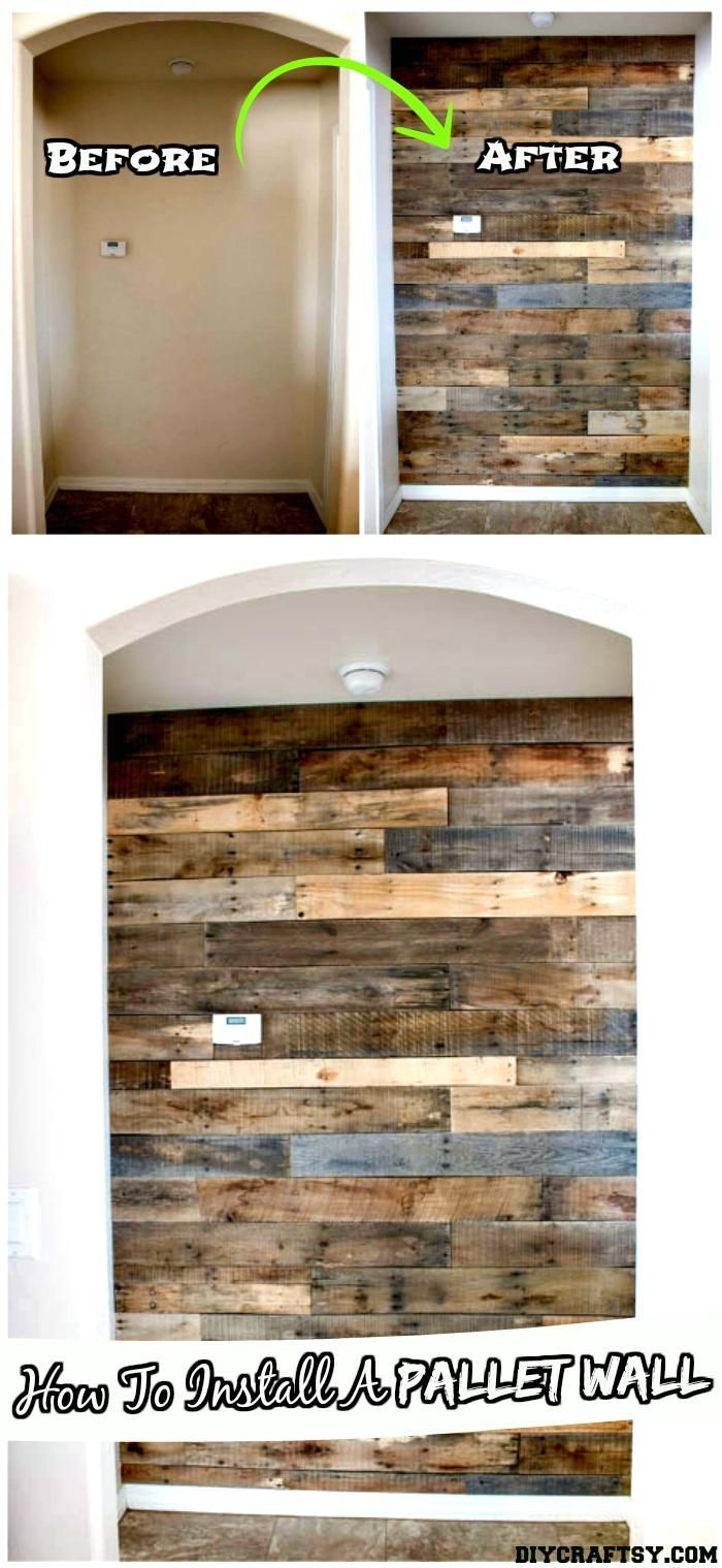 best 25 wooden pallet projects ideas on pinterest. Black Bedroom Furniture Sets. Home Design Ideas