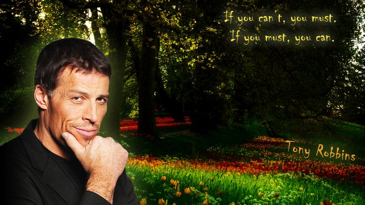 Acting Brand New Quotes: 17 Best Images About Tony Robbins Motivational Quotes! On