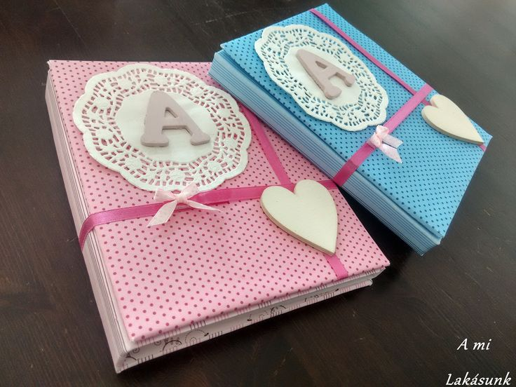 cheap DIY scrapbook