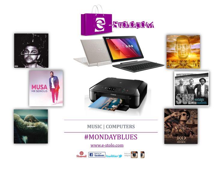End those Monday blues with these great products from estolo.com. #MondayBlues #SkipMondayBlues #estolodotcom