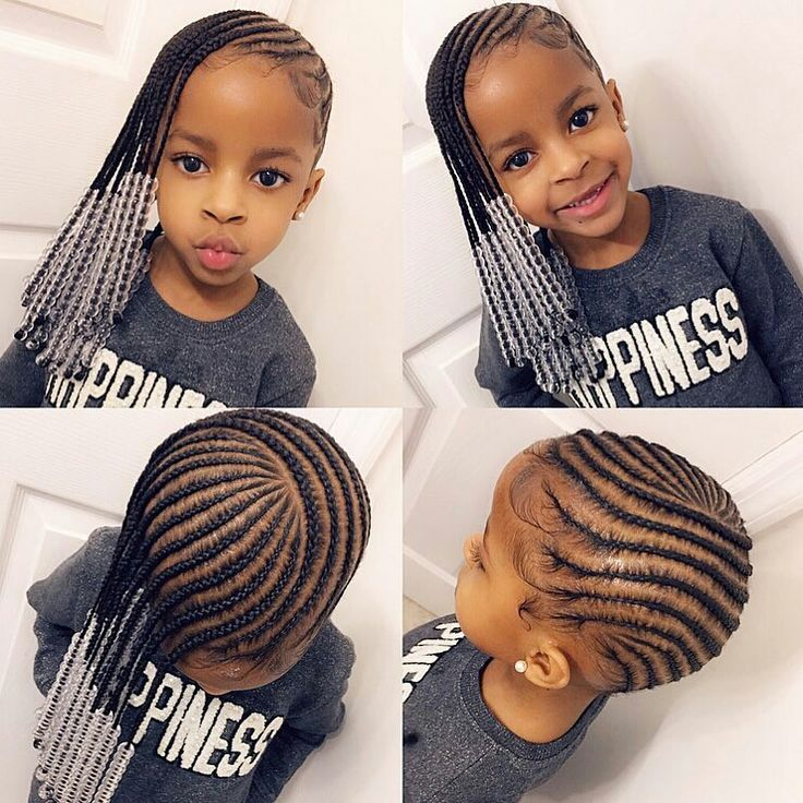 Kid Braid Styles - Back to School Braided Hairstyles for Kids | Black Beauty Bombshells | Braids ...