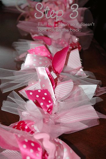 ribbon garland - Supplies you will need:  Rope {Jute works very well} Scissors Ribbon, fabric or tulle {Cut into strips, we cut ours 9″}