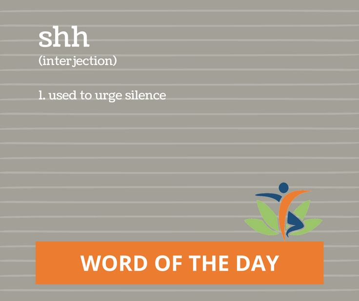 Wednesday's Word of the Day: #shh. Use it in a sentence below and get $5 bonus rewards. :)  (one reward redemption allowed per #massage)