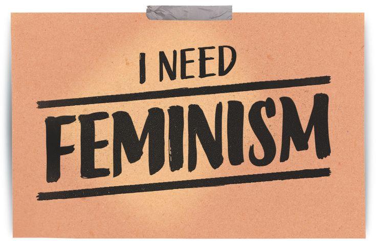 I Need Feminism - a beautiful poem