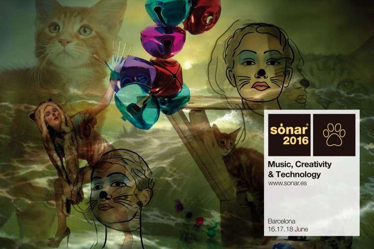 En #mood de Sónar Festival comienza la cuenta regresiva y nos ponemos a tope con este playlist oficial ----> PLAY! http://www.zurdamagazine.com/vas-al-sonar-ponte-al-dia-con…/