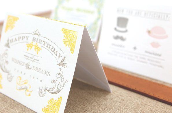 Design by Sopha & Co.  Letterpress print by Paper Press Jakarta