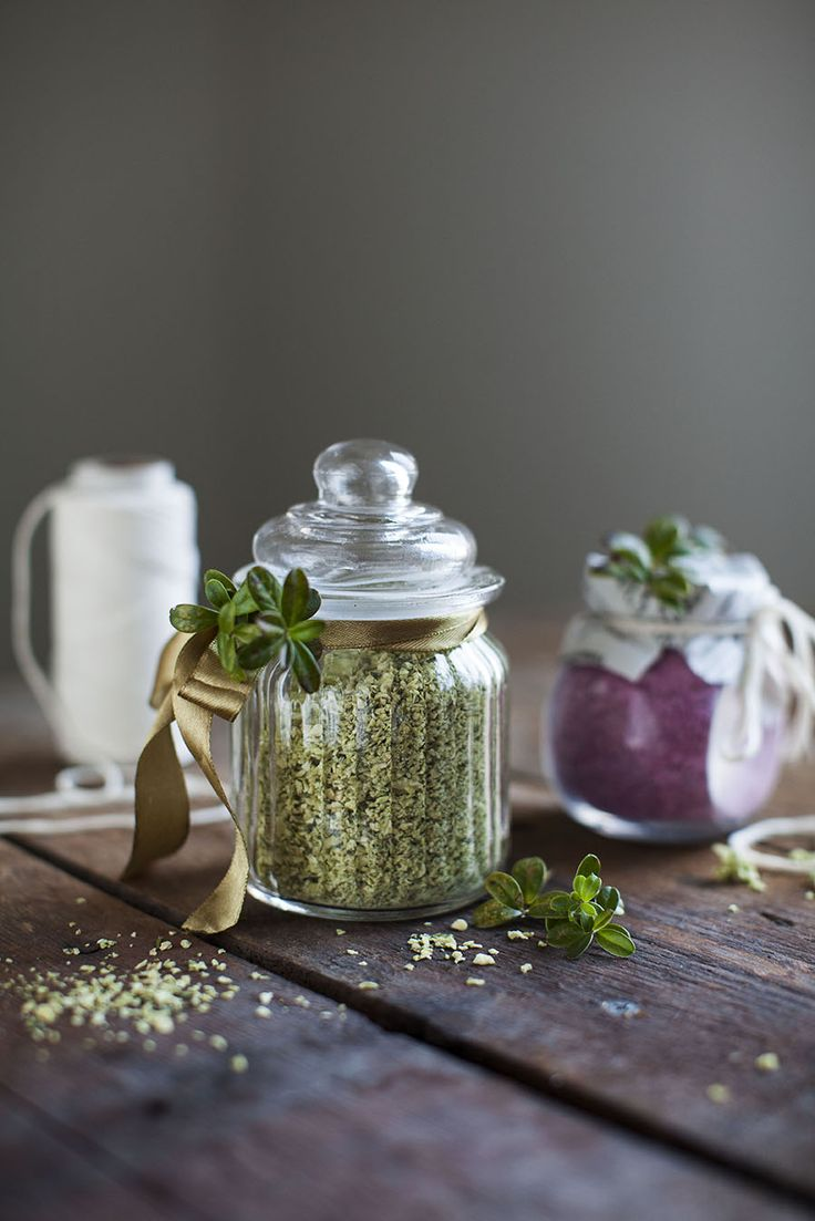 Grönsakssalt, en utmärkt julklapp, recept här: http://martha.fi/sv/radgivning/recept/view-93381-5265