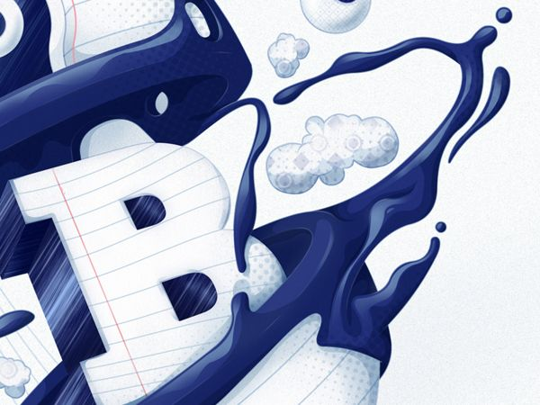 BIC, Type Treatment and Motion Concepts by Leandro Lima - ego-alterego.com
