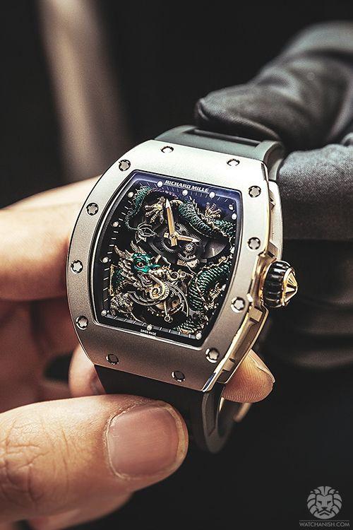 Richard Mille Luxury Timepiece