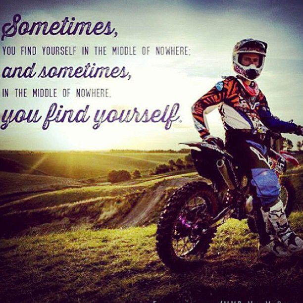 17 Best images about Motocross Quotes on Pinterest ...