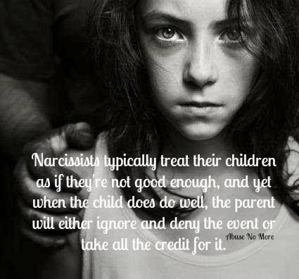 Narzisstische persönlichkeitsstörung mutter