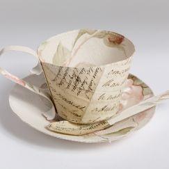 Jennifer Collier Paper Artist Tea anyone!
