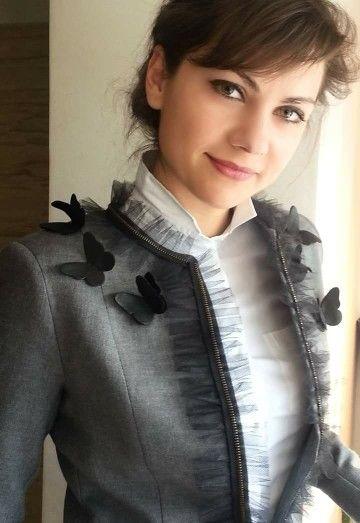 Unique and Amazing costume for a classic, romantic .... unique woman Design by Semida Sărmășag