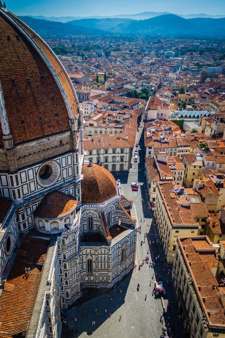 Florenz, Italien. Den passenden Reisebegleiter findet ihr bei uns:  https://www.profibag.de/reisegepaeck