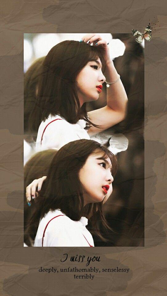 Im Nayeon Nayeon Twice Twice Lockscreen Kpop Wallpaper
