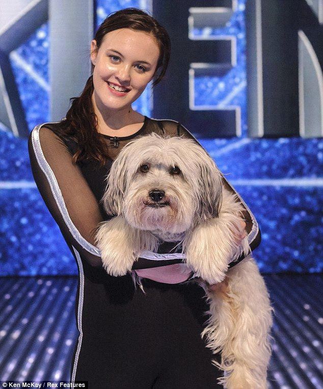 Ashleigh Butler and her dog Pudsey win this year's Britain's got talent! Good for them.