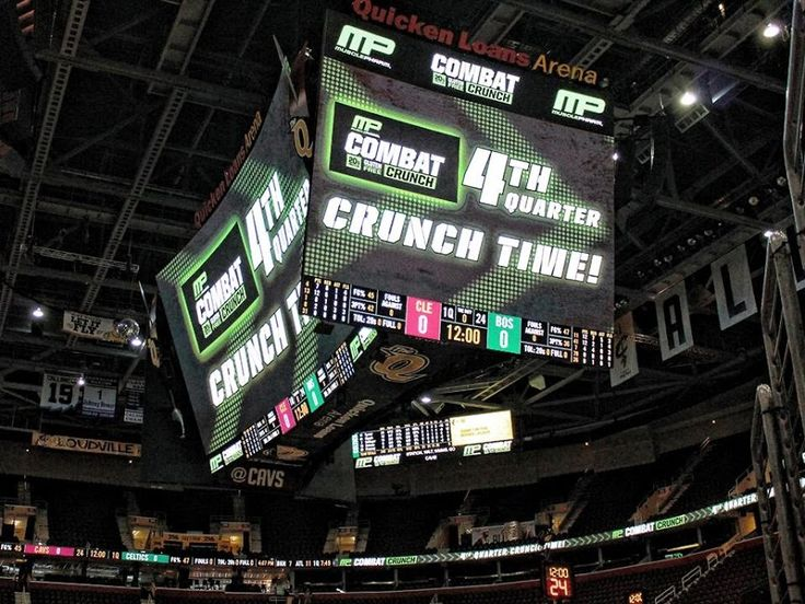 It's Crunch Time in Cleveland! Just in time for Game 4, MusclePharm is here to help bring the energy for a pivotal time in Cavs playoffs.