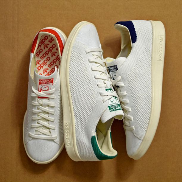 Old Meets New On The adidas Original Stan Smith Primeknit OG Pack