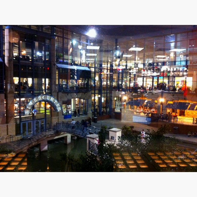 Riverwalk mall :)
