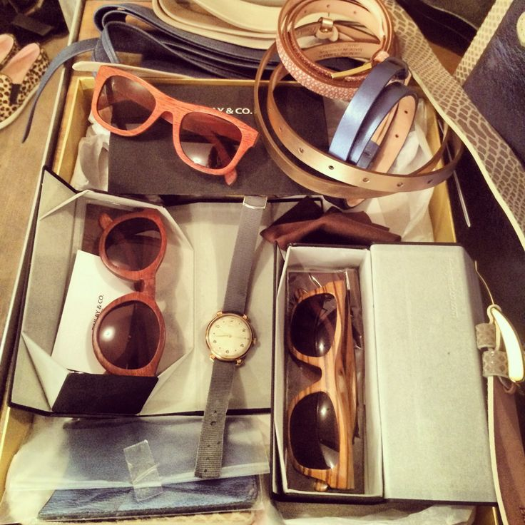 We go behind the scenes of our latest new arrivals to show you the shoot in numbers! It took... 3 pairs of sunglasses (and even more belts!) #accessories #shades @Finlay & Co. London #metallicbelts