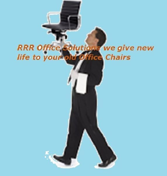 RRR Office Solutions we give new life to your Office Chairs.http://chris03032.wix.com/rrr-officehttps://www.facebook.com/rrrofficesolutionsDo you need some work done around the office, but not sure where to start?Why pay a king's ransom to remodel the entire room?Maintaining your Office ChairsRRR Office Solutions we give new life to your Office Chairs