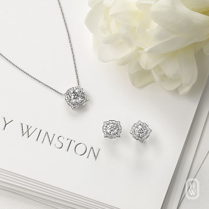 For moments when words are not enough. #HarryWinston diamonds make the perfect statement for an unforgettable day of love.