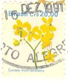 Selos - Stamp Collecting: 1990 - Brasil / Brazil