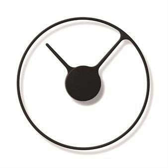 Stelton Time clock - black - Stelton