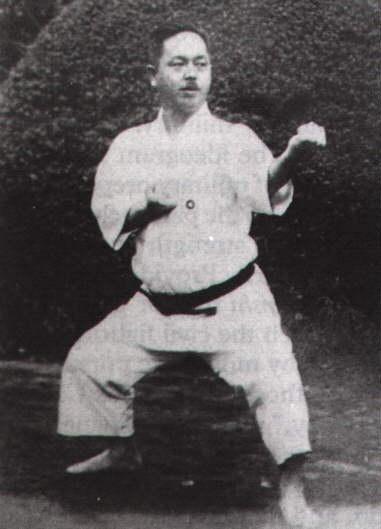 Kenwa, the creator of Shito Ryu.