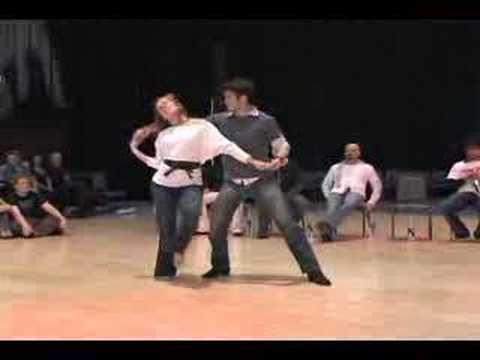 Tessa Cunningham West Coast Swing.....THIS IS WHY I TAKE BALLROOM DANCE LESSONS.....SOOOOO SEXY AND AMAZING!!!