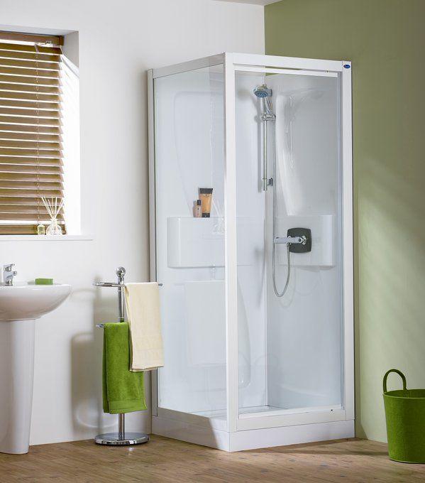 33 best Shower Cubicles images on Pinterest   Bathroom remodeling ...