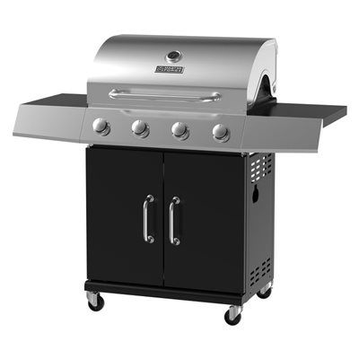 Master Forge Natural Gas Bbq