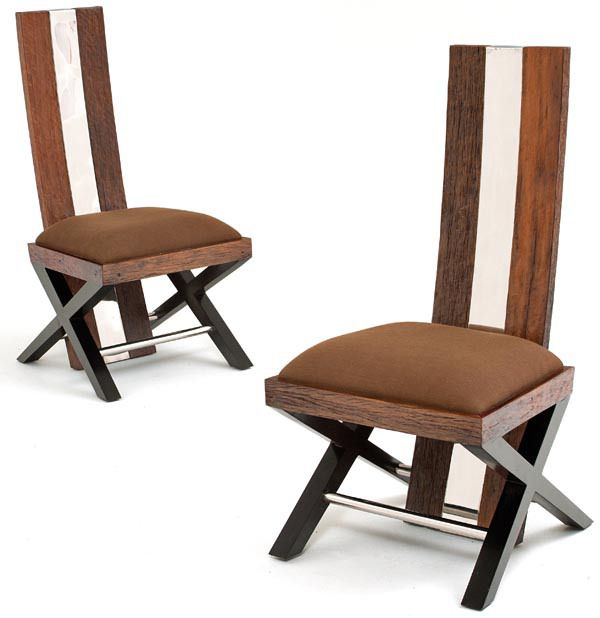 17 best images about contemporary dining chairs on for Modern dining chairs pinterest