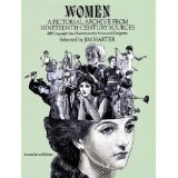Women: A Pictorial Archive from Nineteenth-Century Sources (Dover Pictorial Archive) (Paperback)By Jim Harter