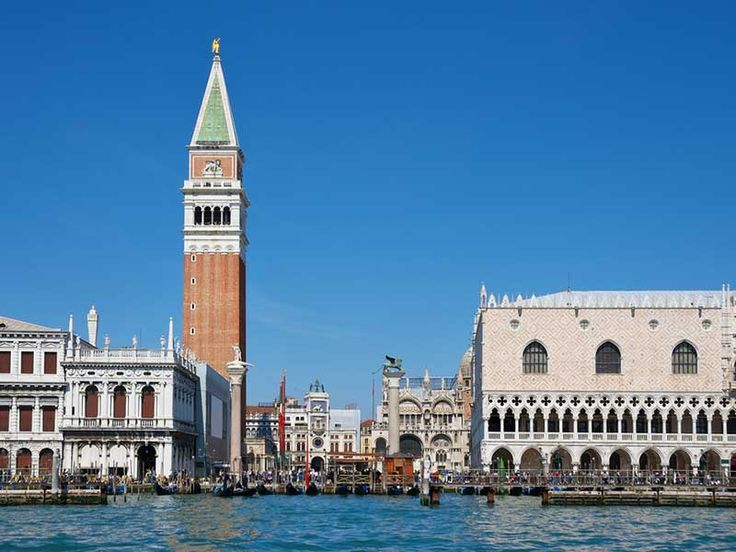 Beautiful view of San Marco in #Venice