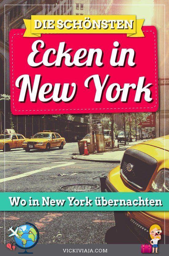 Die perfekte New York Unterkunft – Die besten Stadtteile und Unterkünfte