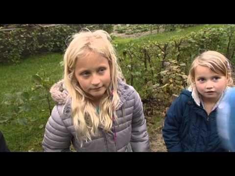 Castricum Huis van Hilde. Kinderen worden archeoloog - Huis van Hilde Filmpje RTV NH