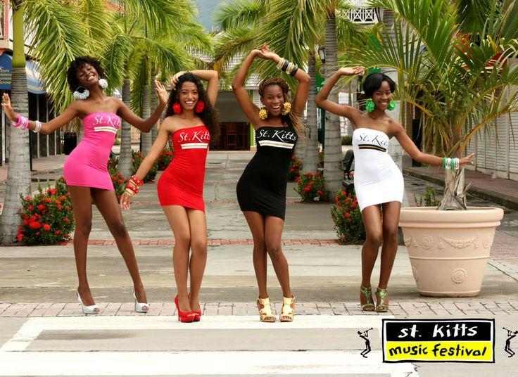 st kitts girls