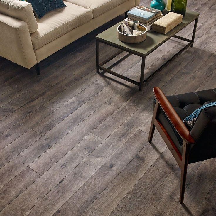 Pergo XP Southern Grey Oak 10 mm Thick x 6-1/8 in. Wide x 47-1/4 in. Length Laminate Flooring (16.12 sq. ft. / case)-LF000786 - The Home Depot