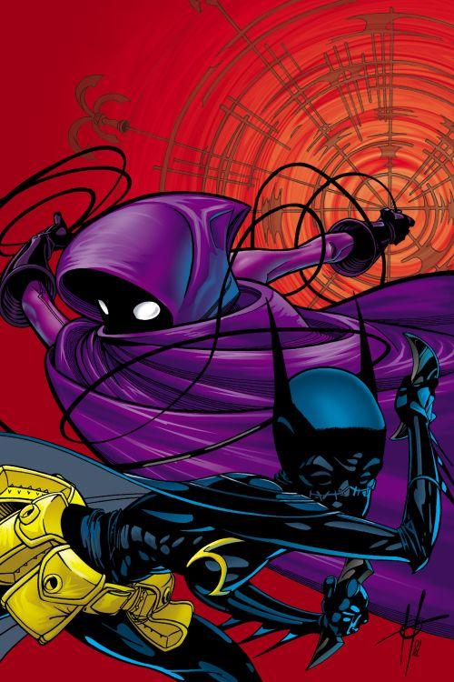 Batgirl v1 #20