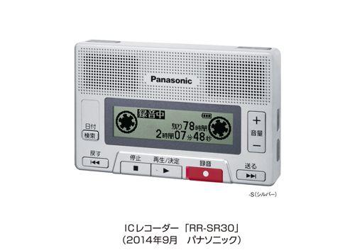 結構かっこいいデザインのカセットテープ型Icレコーダー