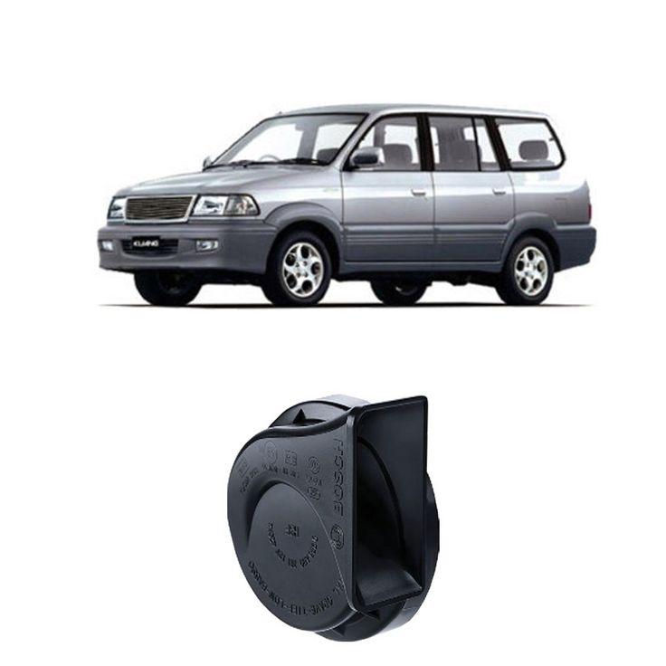 Bosch Klakson Mobil Toyota Kijang Kapsul H3F Digital Fanfare (Keong) Black 12V - Set - Hitam (0986AH0601)  Dijamin 100% genuine Bosch, Tahan Cuaca, Suara Nyaring & keras  http://klikonderdil.com/klakson/599-bosch-klakson-mobil-toyota-kijang-kapsul-h3f-digital-fanfare-keong-black-12v-set-hitam-0986ah0601.html  #bosch #klakson #jualklakson #kijangkapsul