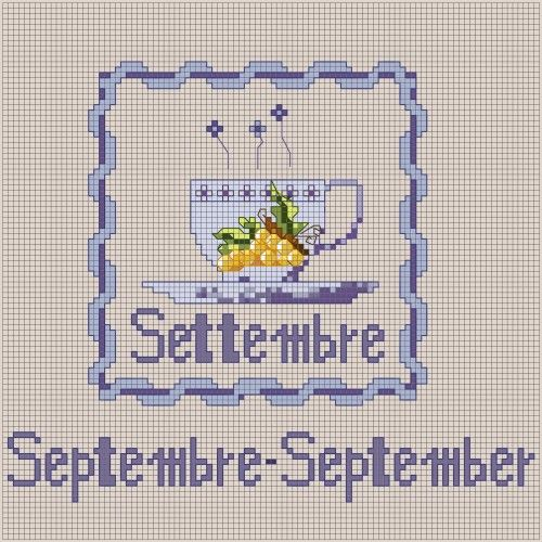 A CUP OF SEPTEMBER
