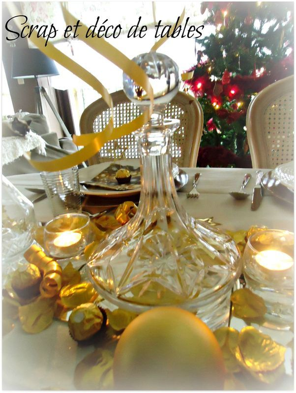 25 best ideas about deco table nouvel an on pinterest - Deco table reveillon nouvel an ...
