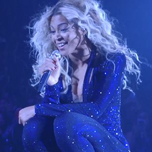 Beyonce Sings to Terminally Ill Fan